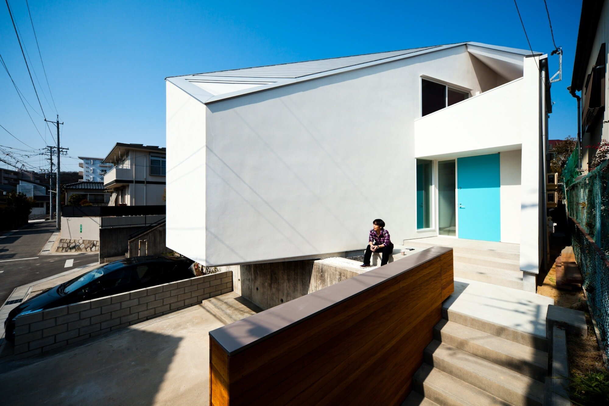 Japanese Concrete Home Designs