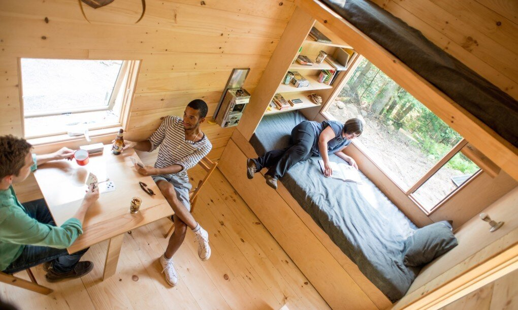 Pleasant Humble Homes Tiny House Plans And Articles On Small Space Home Interior And Landscaping Oversignezvosmurscom