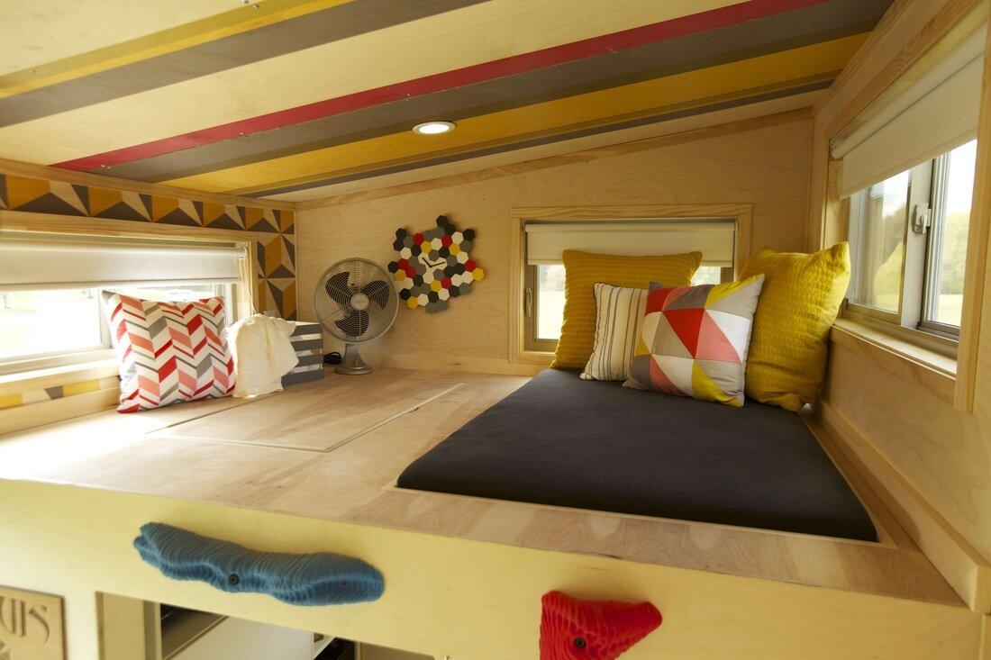 Outstanding Living Room Rock Climbing Wall Vignette - The Wall Art ...