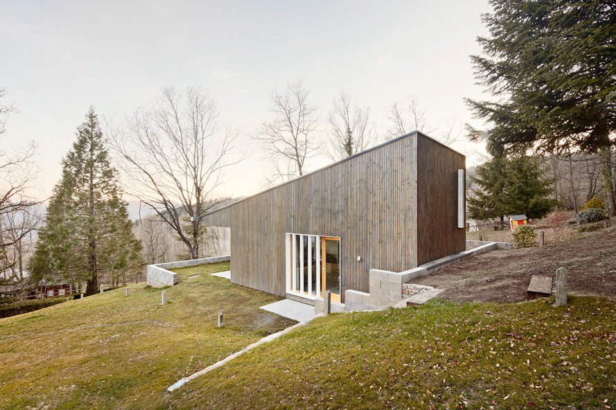 Font Rubi Cottage - Marc Mogas & Jordi Roig - Spain - Exterior - Humble Homes