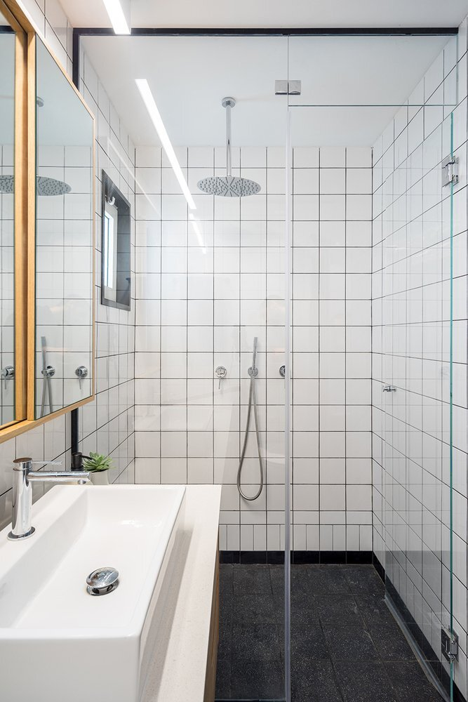 Work and Live - RUST Architects - Israel - Bathroom - Humble Homes