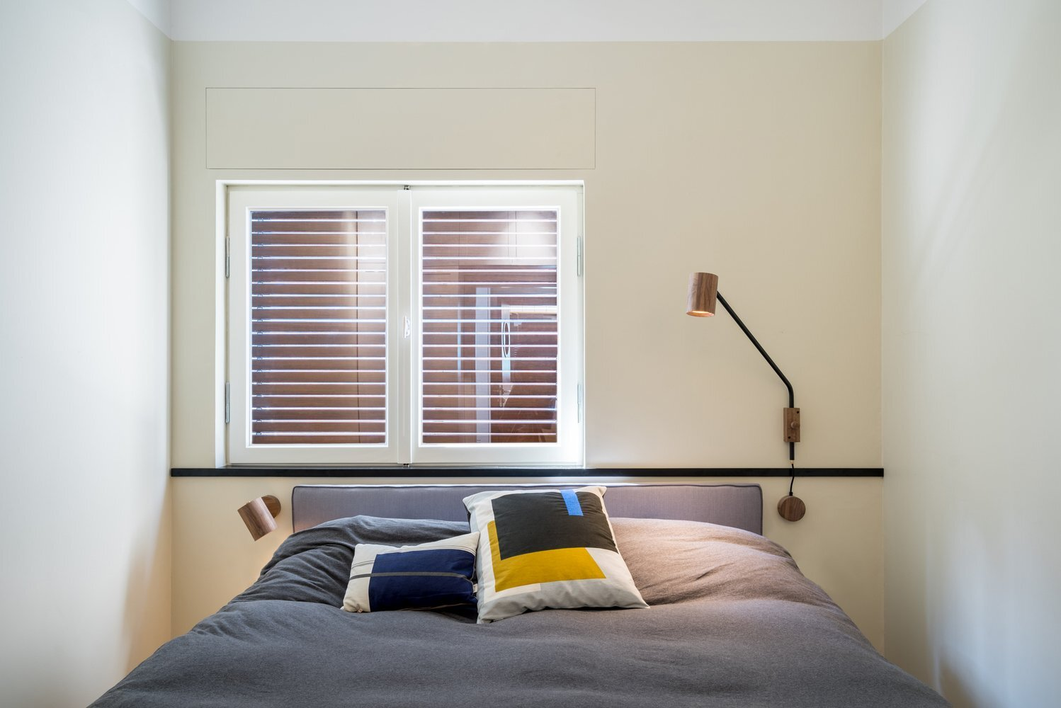 Work and Live - RUST Architects - Israel - Bedroom - Humble Homes