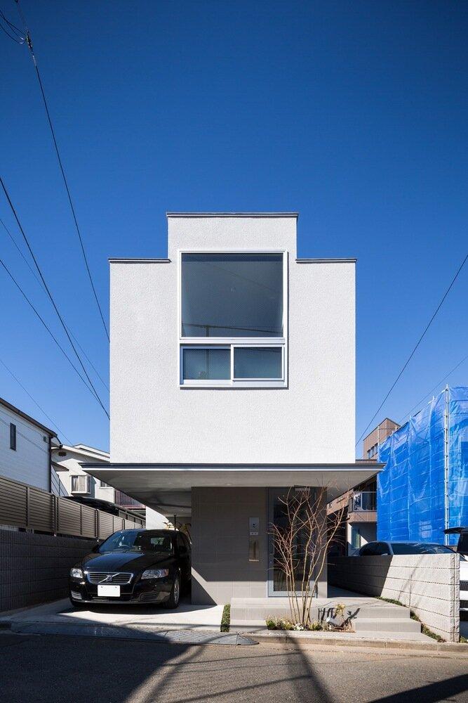Adorable House - FORM Kouichi Kimura Architects - Japan - Exterior - Humble Homes