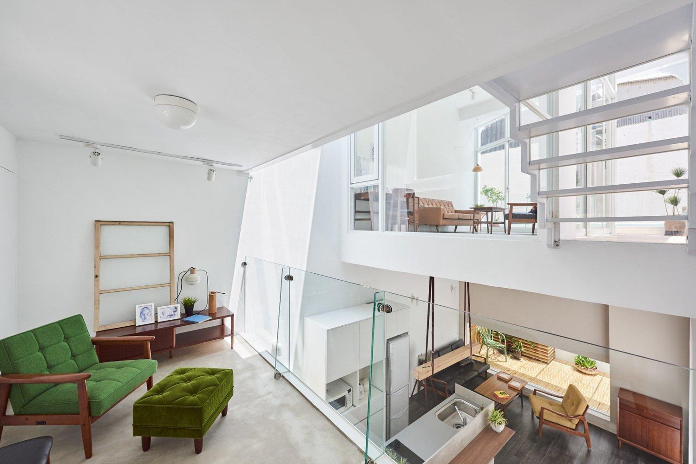 House H - HAO Design - Taiwan - Living Area 2 - Humble Homes