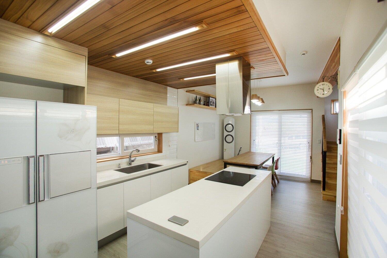 Juhyangjae KDDH South Korea Kitchen Humble Homes