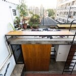 Puxadinho - VAGA - Brasil - Terrace - Humble Homes