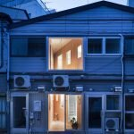 Cut in Koganecho - PERSIMMON HILLS architects - Japan - 0 - Humble Homes