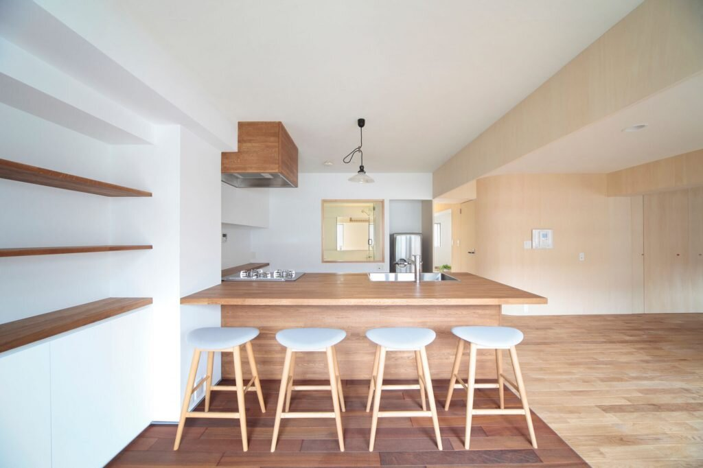 House in Midorigaoka Camp Design Japan 9 Humble Homes 1024x682
