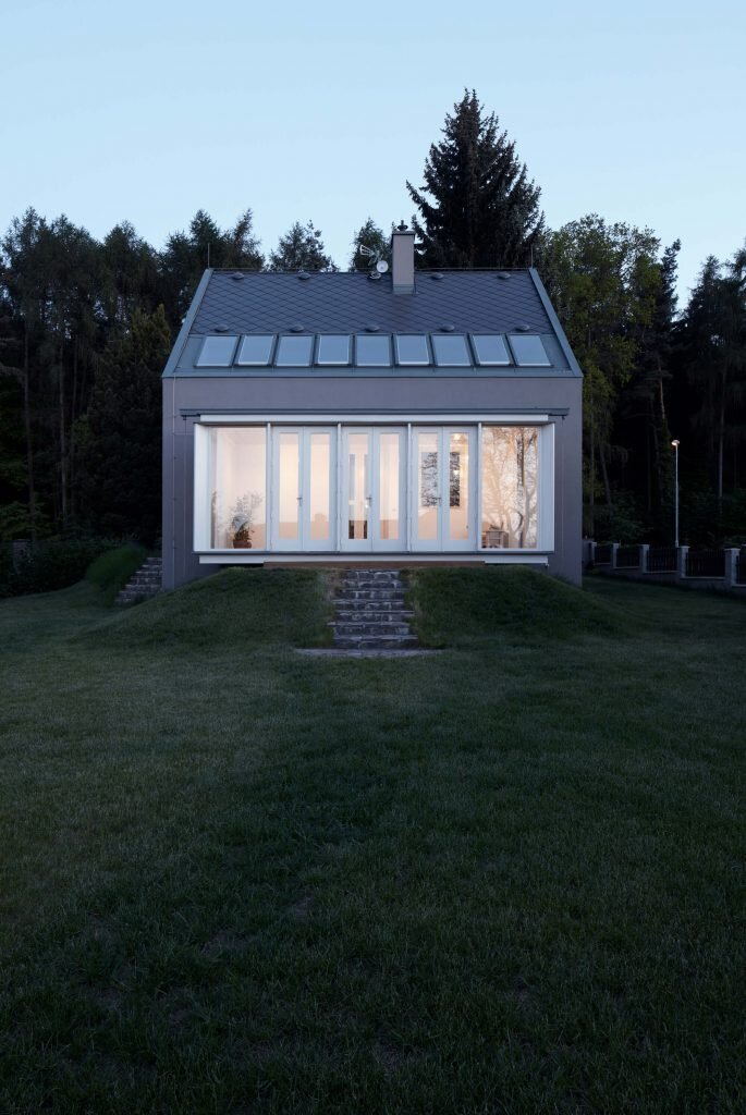 House By The Forest - kaa-studio - Czech Republic - 0 - Humble Homes