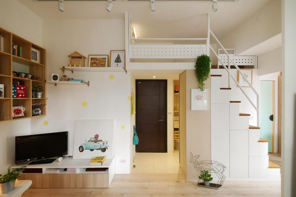 Hey-A-Lovely-Tiny-Space-ALENTIL-DESIGN-Taiwan-0-Humble-Homes