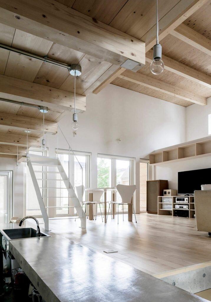 Roof-and-Rectangular-House-Jun-Igarashi-Architects-Japan-19-Humble-Homes