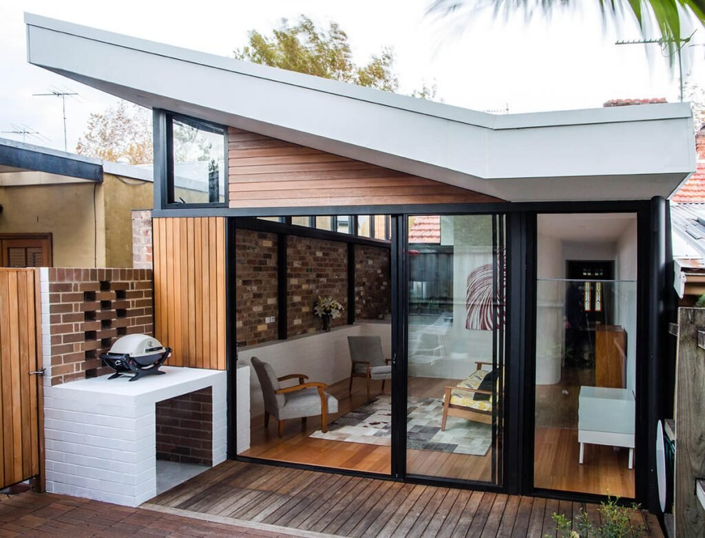 Australia Workers Cottage is Transformed into a Light Bright Small – Bastian Homes Floor Plans