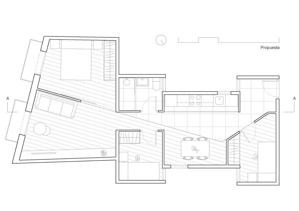 Refurbishment-of-an-Apartment-in-Barcelona-Allaround-Lab-Spain-13-Humble-Homes