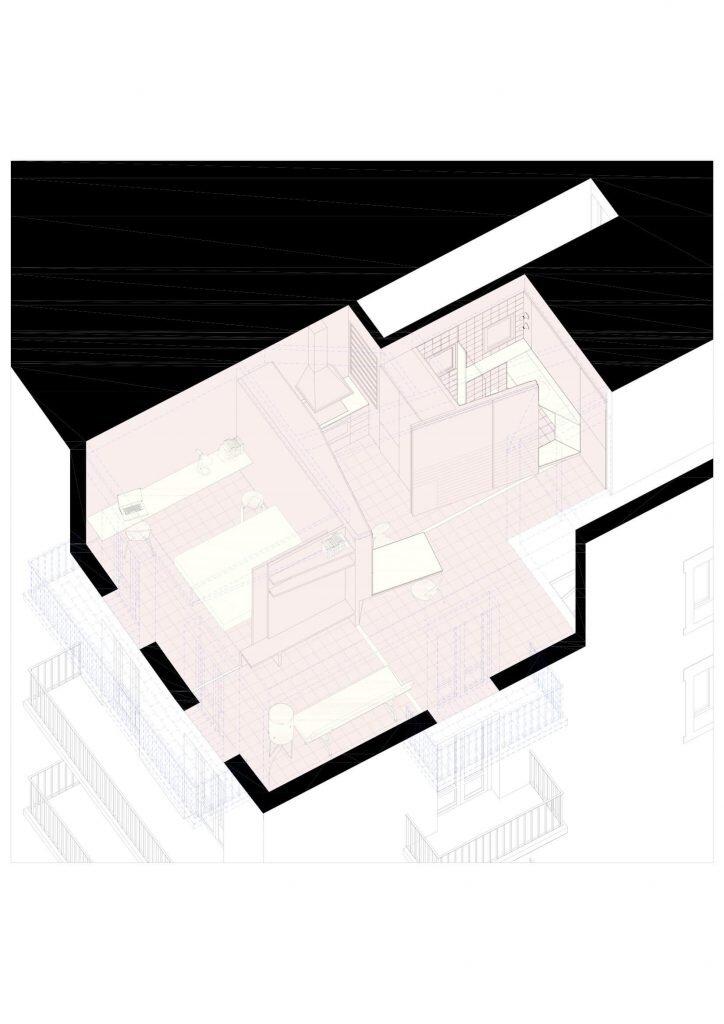 Dos-de-Maig-Apartment-AMOO-Spain-13-Humble-Homes