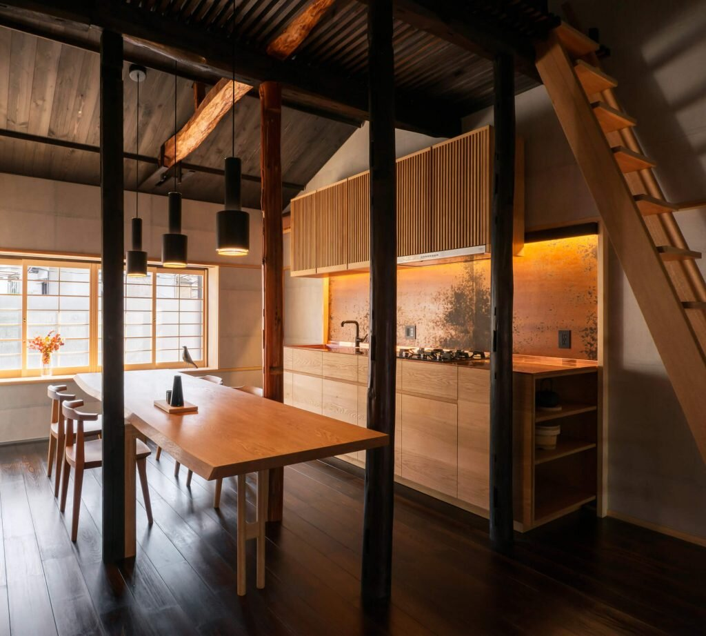 Traditional Japanese House Built In 1961