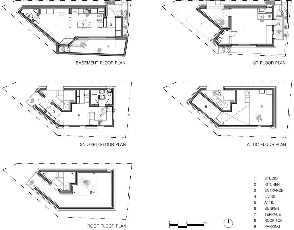 Micro-Housing-K-Architects-H2L-South-Korea-17-Humble-Homes