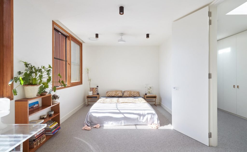 Fooman Architects Convert an Old Garage into a Contemporary Small Home