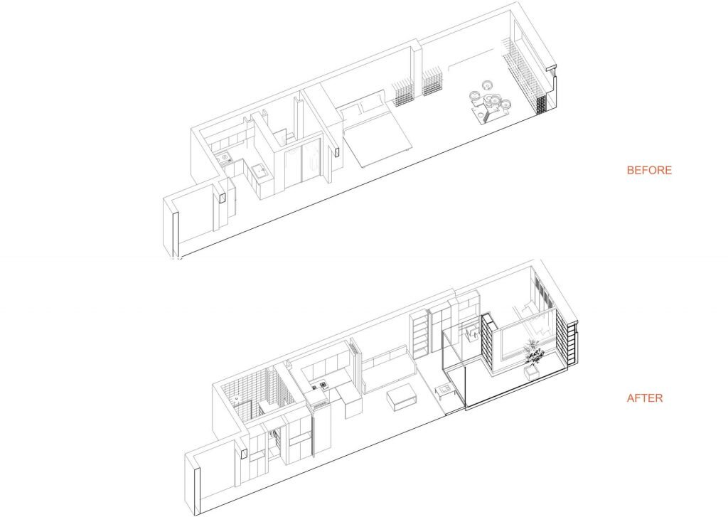 Cat House Is A 331 Square Foot Apartment Designed To Accommodate 51 Cats