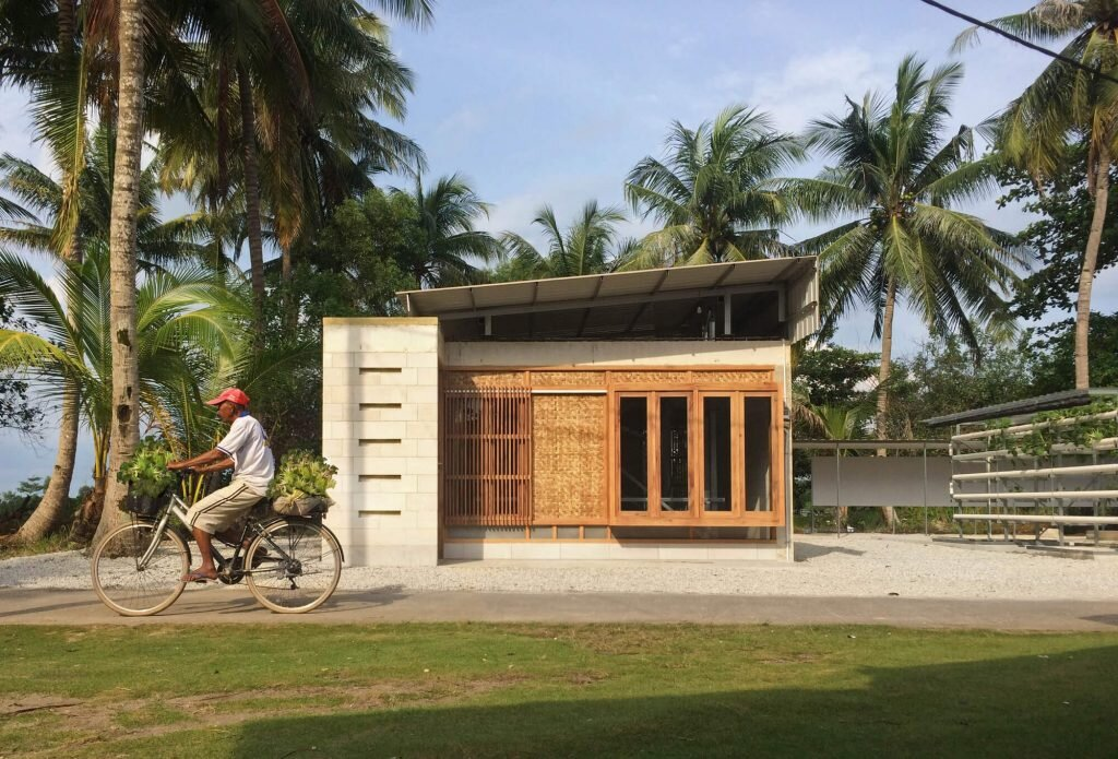 Expandable House Urban Rural Systems Indonesia