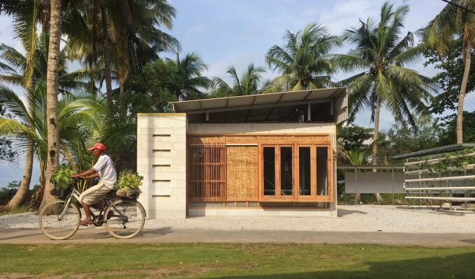 Expandable House U2013 Urban Rural Systems Design A Modular Home For  Indonesiau0027s Cities
