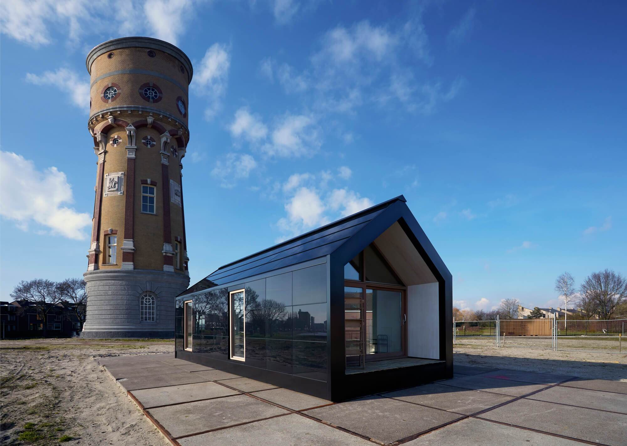 Petit Place is a Flexible Modular Home that can Expand to